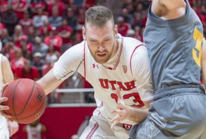 Runnin' Utes Hit Road for UCLA Matchup