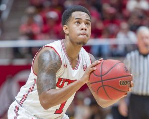 Men's Basketball: Utah Falls to No. 4 ASU in Tight Game, 80-77