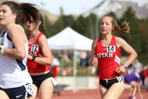 Track and Field: Utes Set For Mountain State Games