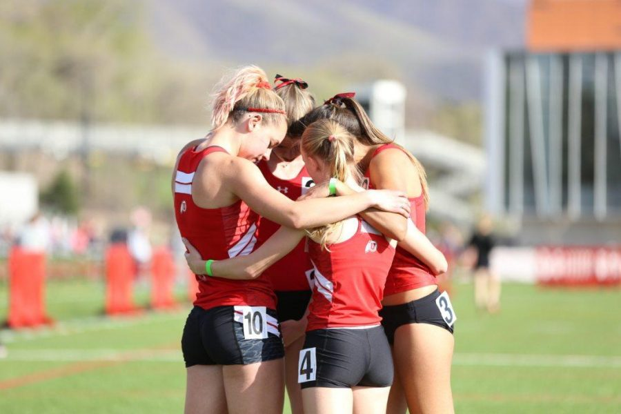 Track and Field: Utes Have Strong Showing at UW Invitational