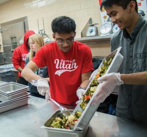 U Students Repurpose Food Waste on Campus to Feed Homeless