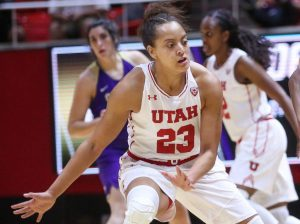 Women's Basketball: Provo Thrives as Starter, Team Culture Changing