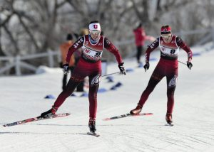 Bolger Finds Success in Nordic Skiing