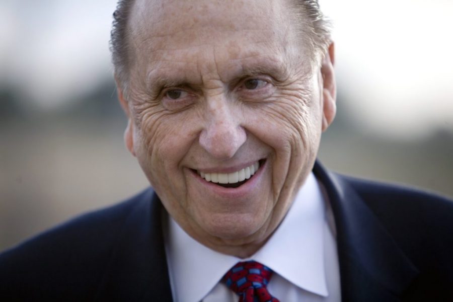 As A Fish and A Mormon: A Response to the NYT Obituary on Thomas S. Monson