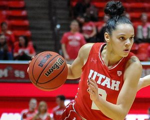 Women's Basketball: Utah Drops Game to Stanford, 70-49