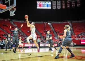 Raising Attendance, Awareness for Women's Hoops
