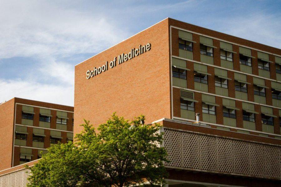 The School of Medicine at the University of Utah, Salt Lake City, UT 5/14/17.  Photo by Adam Fondren/Daily Utah Chronicle