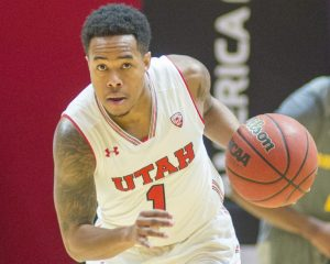 Men's Basketball: Utah Struggles Against Colorado, Falls 67-55
