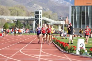 Track and Field: Utes Breaking Records in MPSF Championships