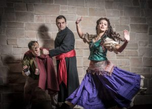 """""""The Hunchback of Notre Dame"""" Takes Center Stage at Hale"""