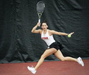 Women's Tennis: Utes Clinch Courtside Classic