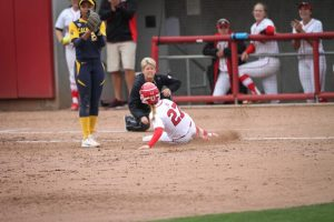 Peterson Takes Love For Softball to Higher Heights
