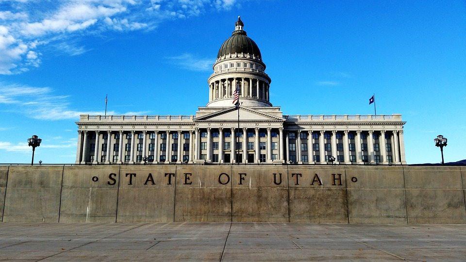 Utah State Government Utah Building United States