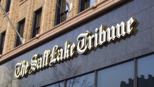 Barber: Salt Lake Tribune's Paywall Denies Low-Income Populations Access to News