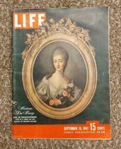 Barber: Life in 1947, Women's Work
