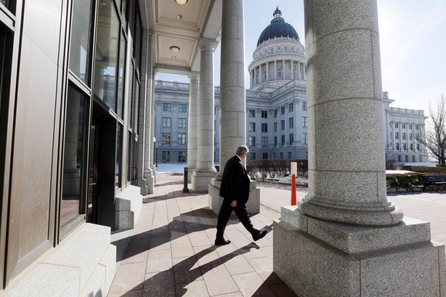 The Utah State Capitol | The Daily Utah Chronicle archives