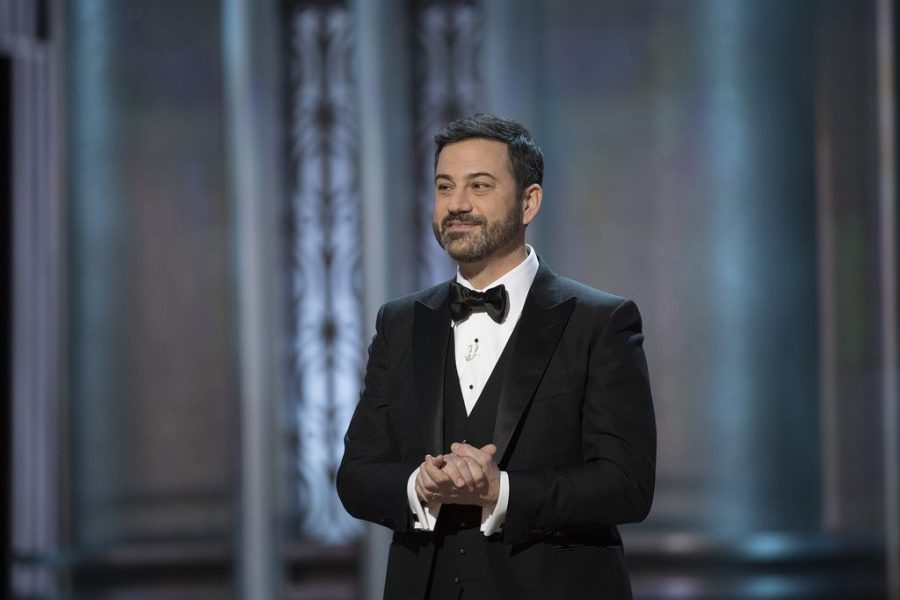 Jimmy Kimmel, the host of the 2018 Academy Awards.  Via Flickr.