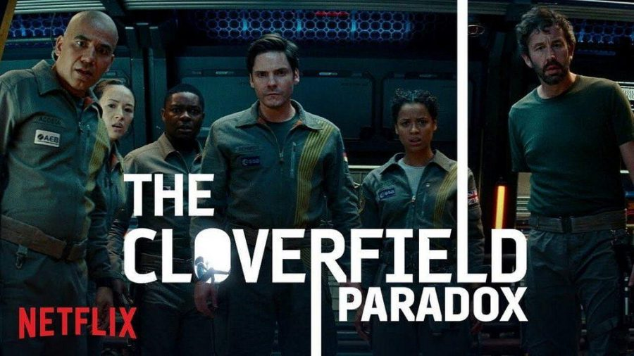 The Cloverfield Paradox available to stream on Netflix
