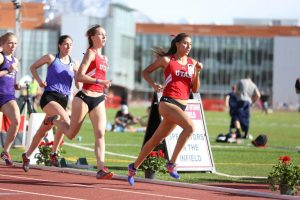 Track and Field: Taking on Three Meets in a Single Weekend
