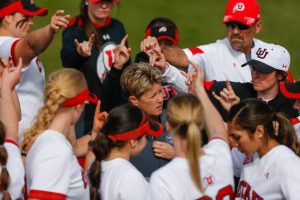 Softball: Utes Go 0-3 Against UCLA
