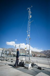U Lab Tracks CO2 Through Salt Lake's Growth