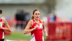 Track and Field: Murphy and Sams Take the Lead