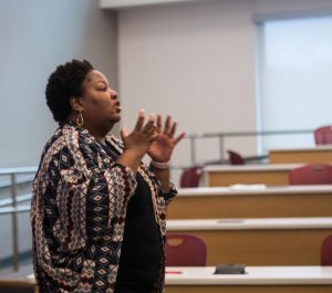 Summit Offers Voice on Racism, Institutional Inequality