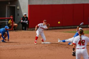 Season Flying by for Softball Seniors