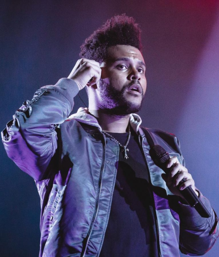 The Weeknd August 2017