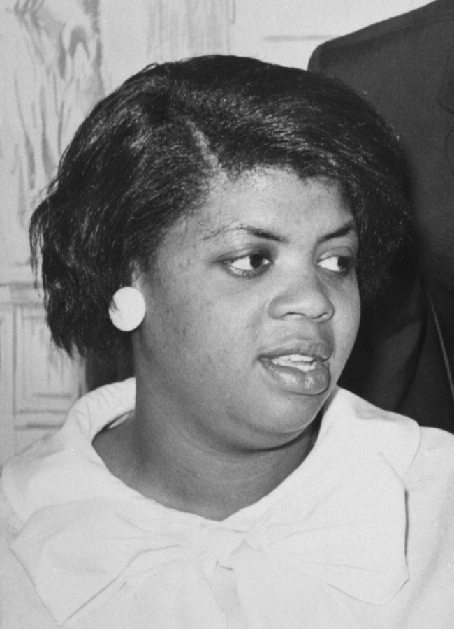Linda Brown in 1964