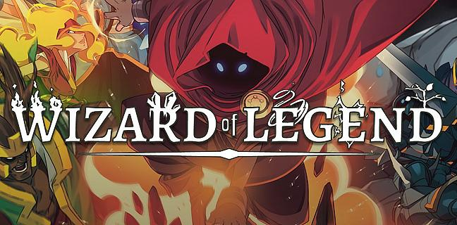 Games Worth Playing: Wizard of Legend