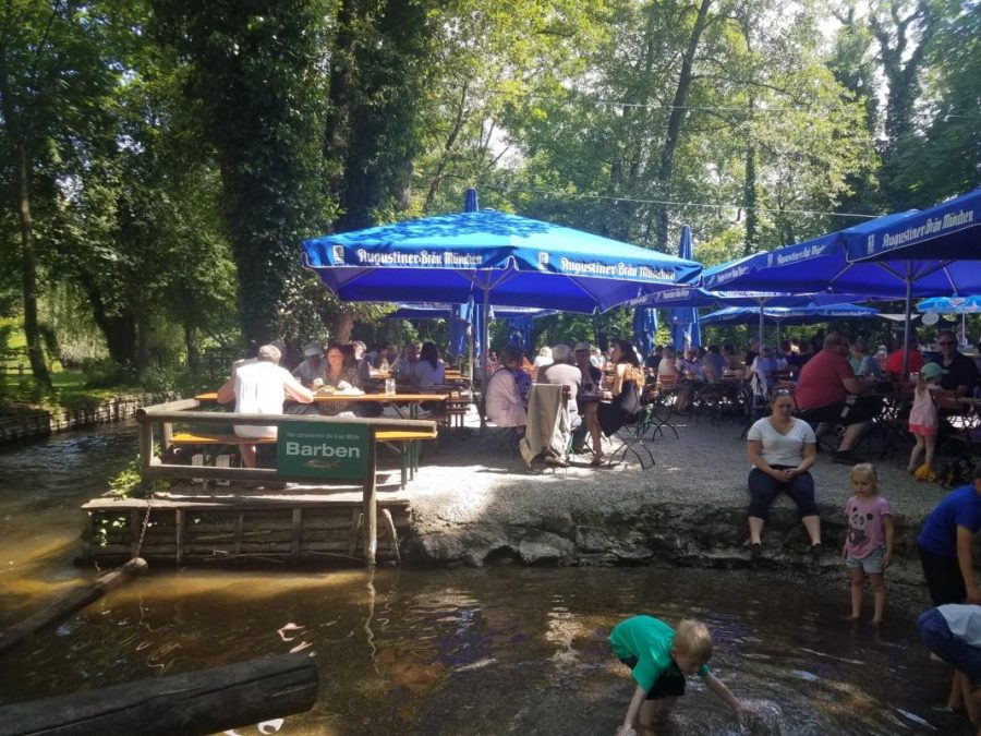 Sonnenberg: Beer Gardens and Healthy Drinking