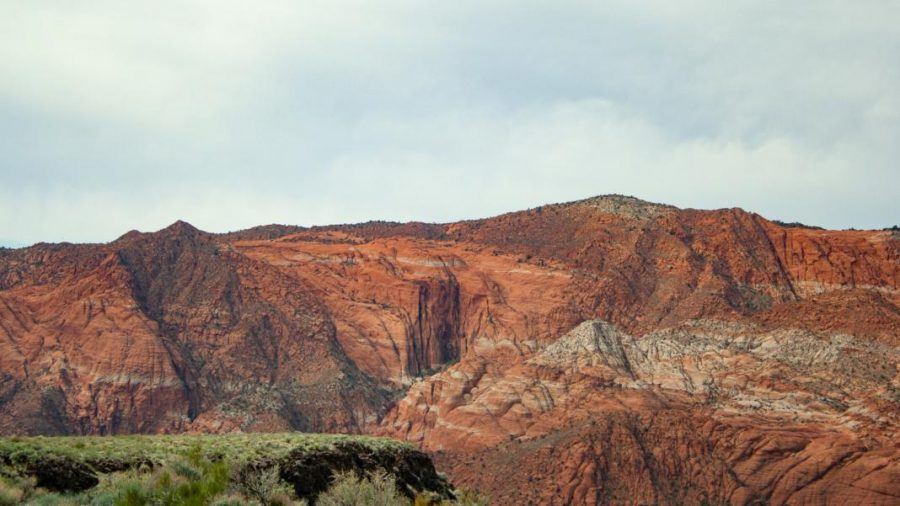 Snow Canyon State Park outside St. George, Utah. (Photo by Justin Prather | Daily Utah Chronicle)