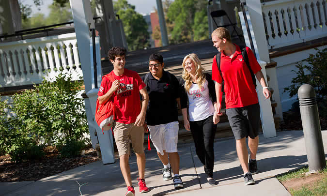 Sonnenberg: Find Your Niche by Joining a Student Organization