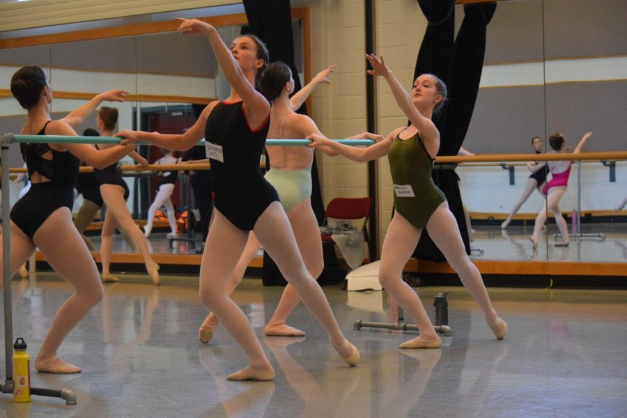 Ballet Technique Class