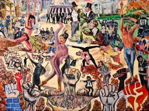 Creating a Mirror: The Relationship Between Art and Politics