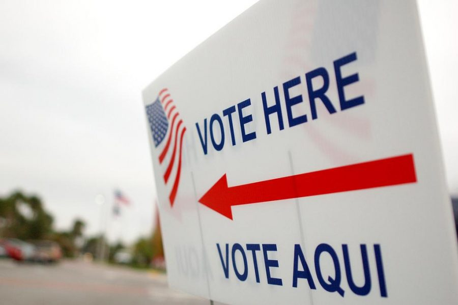Petersen: Don't Forget to Vote