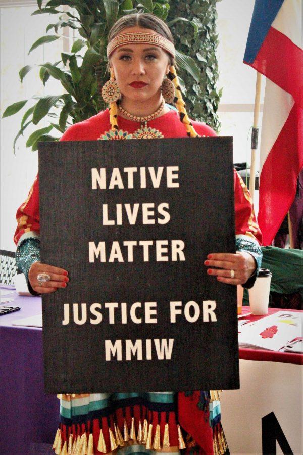 Barron: Missing Indigenous Women – The Daily Utah Chronicle