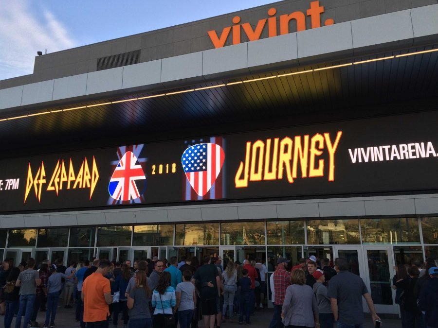 Def+Leppard+and+Journey%2C+an+Iconic+Return