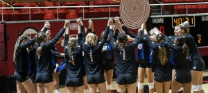 Utes Cruise by at Montana Volleyball Invitational