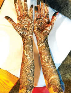 Call It What It is: Mehndi