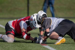 Lacrosse Holds Off Furman in Close Win