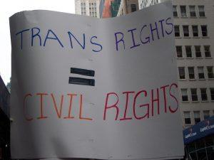 Petersen: Transgender People Cannot Be Erased