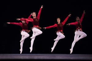 "Ballet West's ""Jewels:"" Previewing Balanchine's Evocative Masterpiece"
