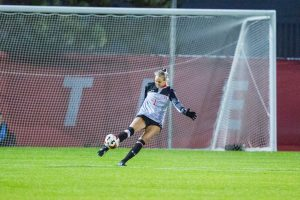 Soccer Evens Pac-12 Record with Win vs. Washington