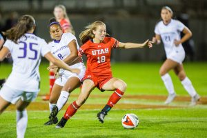Soccer: Utah Falls in Final Road Game to Oregon State, 2-1