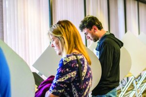 U to Host First Vote Center on Campus for a Midterm Election
