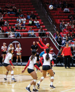 Utes Take Charge in Weekend Homestand
