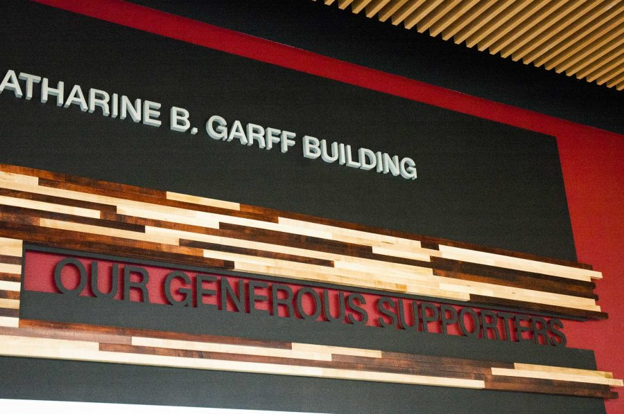 Photos of the Garff Building Donors at the University of Utah in Salt Lake City on Wednesday October 3rd, 2018
