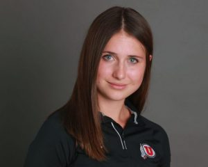University of Utah student and track athlete Lauren McCluskey was killed in a shooting on campus on Tuesday, Oct 22. Photo by Steve C. Wilson, courtesy of the University of Utah.
